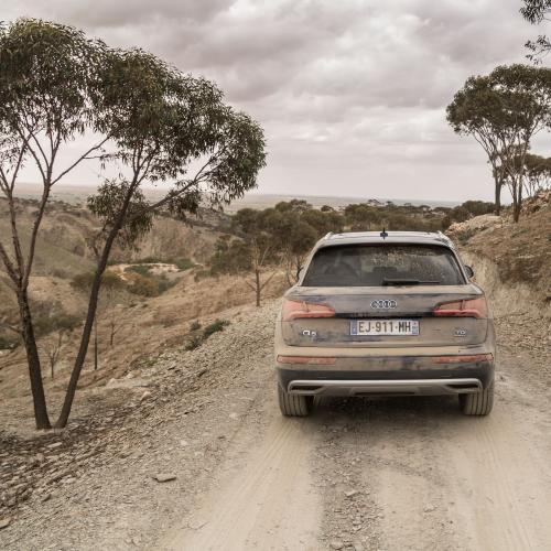 Audi Q5 (essai - 2017)