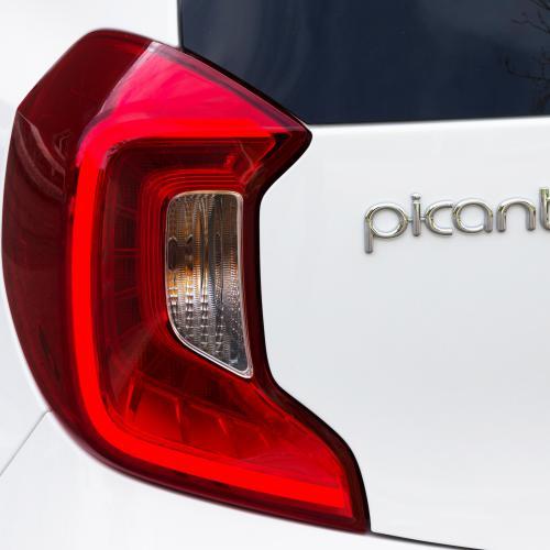 Kia Picanto (essai - 2017)