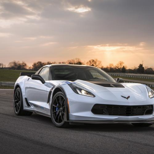 Chevrolet Corvette Carbon 65