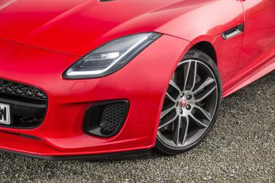 Jaguar F-Type 4-cylindres