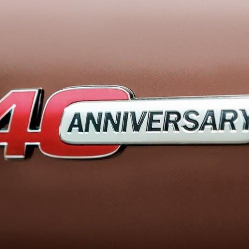 Lada Niva 40th Anniversary