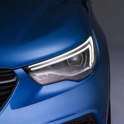 Opel Grandland X (officiel - 2017)