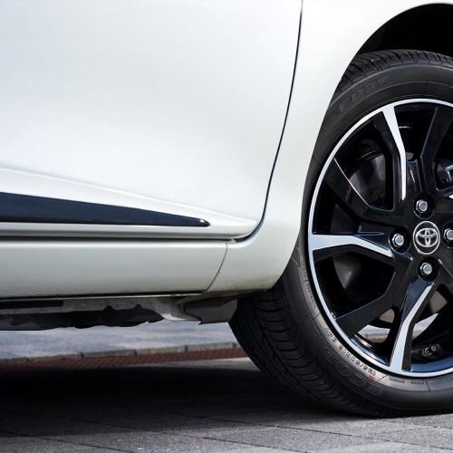 Toyota Yaris restylée (essai - 2017)