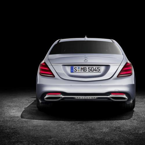 Mercedes Classe S restylée 2017