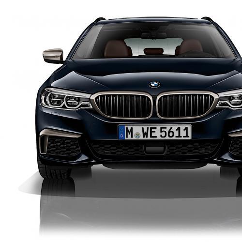 BMW M550d xDrive 2017