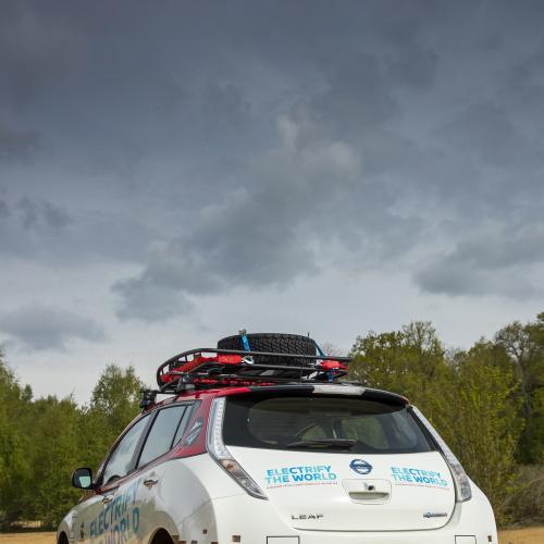 Nissan Leaf AT-EV