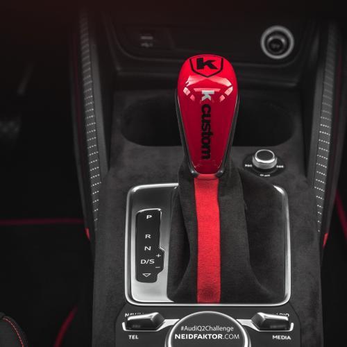 Audi Q2 : un intérieur digne d'une R8 grâce à Neidfaktor