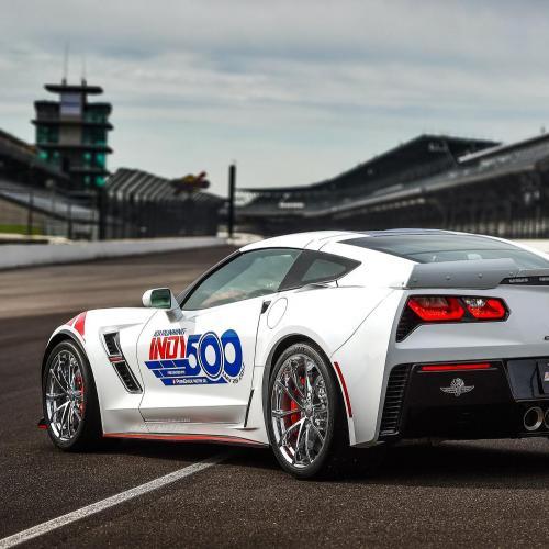 Chevrolet Corvette Grand Sport 500 Miles d'Indianapolis 2017