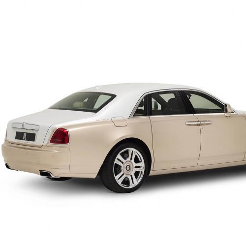 Rolls-Royce : sept modèles uniques pour Abu Dhabi