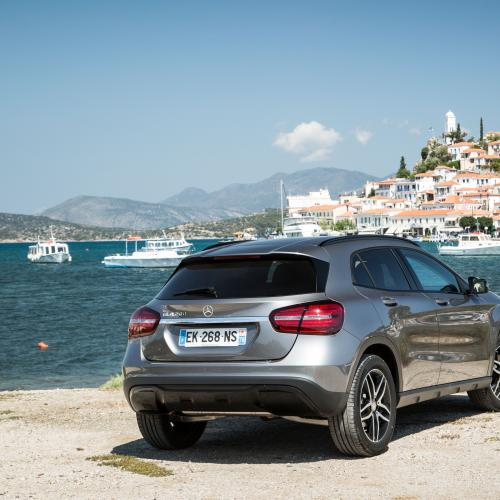 Mercedes GLA 200d DCT-7 Fascination (essai - 2017)