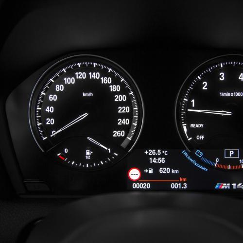 BMW Série 1 et Série 2 2017