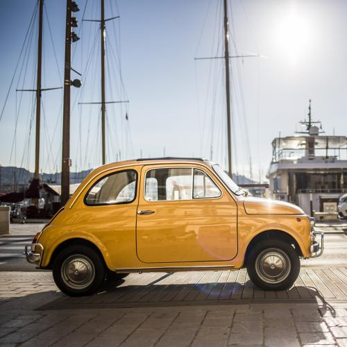 Fiat 500 Forever Young 60ème anniversaire
