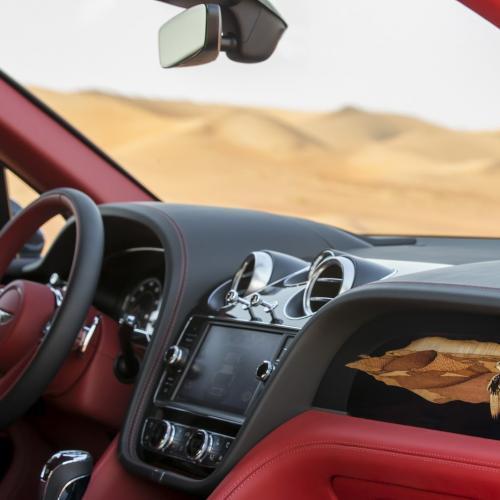 Bentley Bentayga Falconry par Mulliner