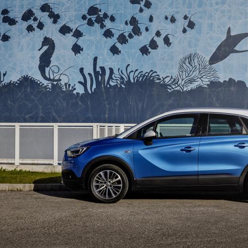 Opel Crossland X (essai - 2017)