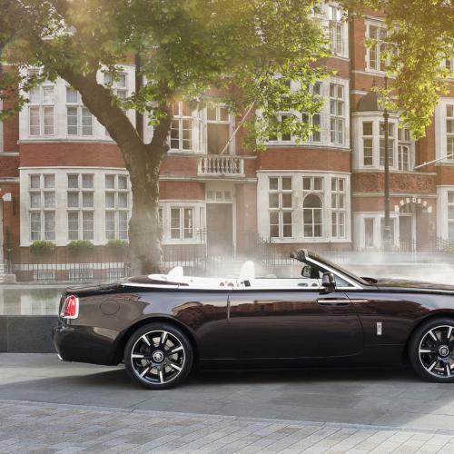 Rolls-Royce Dawn Mayfair Edition