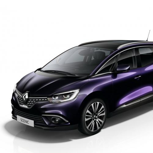 Renault Scenic Initiale Paris