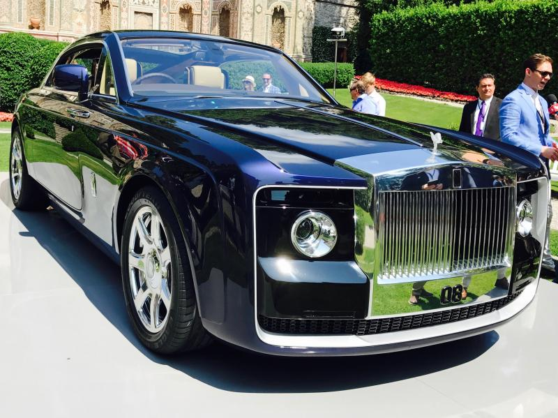 Albums Photos Rolls Royce Sweptail
