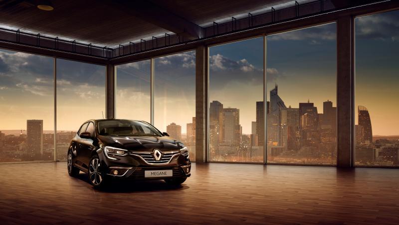 Renault Mégane Akaju 2017
