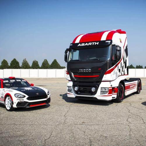 "Iveco Stralis XP Abarth ""Emotional Truck"""