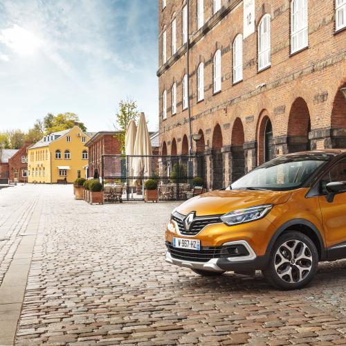Renault Captur 2017 (Essai)