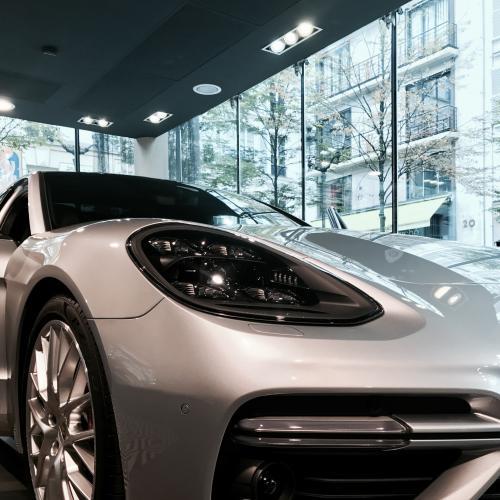 Porsche Panamera Sport Turismo (avant-première)