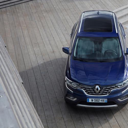 Renault Koleos II (essai - 2017)