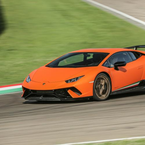 Lamborghini Huracan Performante (essai - 2017)