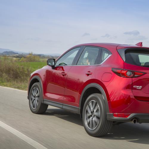 Mazda CX-5 II (essai - 2017)