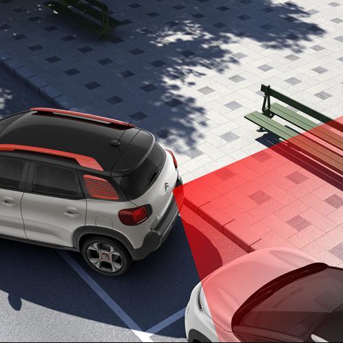 Citroën C3 Aircross (officiel - 2017)