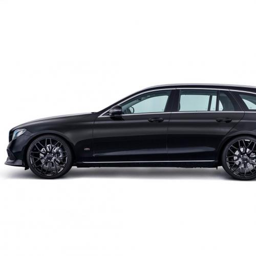 Mercedes Classe E Estate 2017 par Brabus