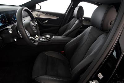 Mercedes Classe E Estate 2017 par Brabus