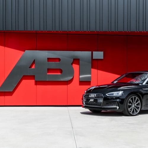 Audi A5 Cabriolet 2017 par ABT