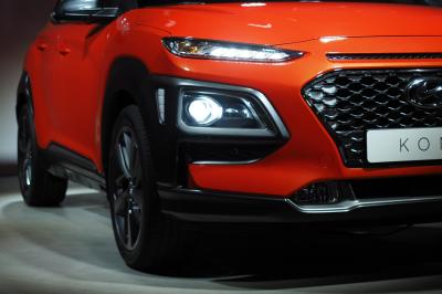 Hyundai Kona (reveal - 2017)