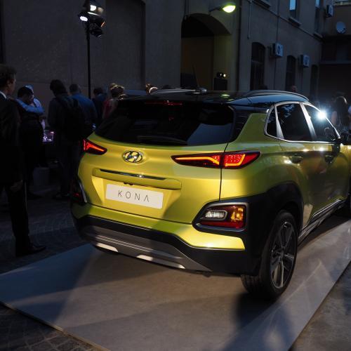 Hyundai Kona (reveal - 2017)