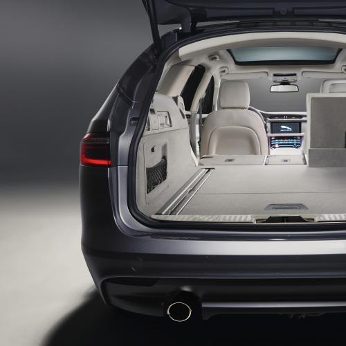 Jaguar XF Sportbrake (officiel - 2017)