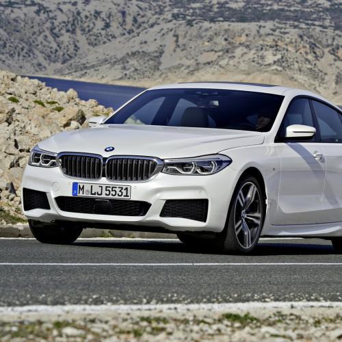 BMW Série 6 Gran Turismo