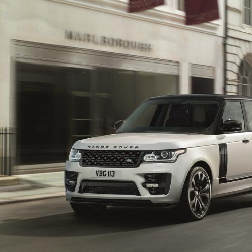 Range Rover kit SVO