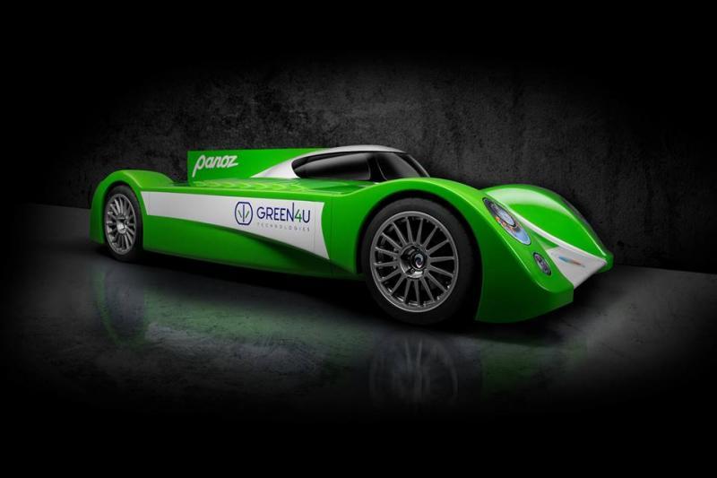 Green4U Panoz GT-*EV