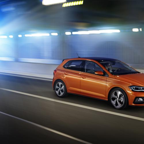 Nouvelle Volkswagen Polo 2018