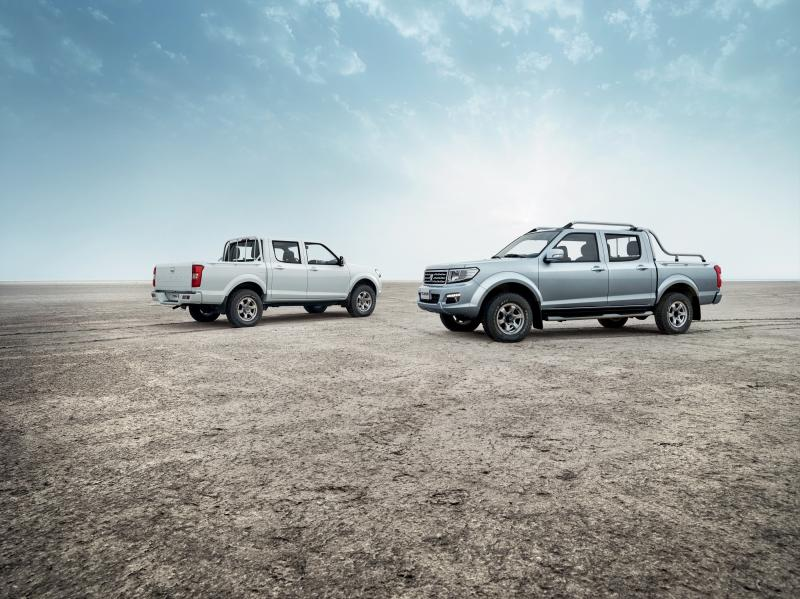 Peugeot Pick Up 2017