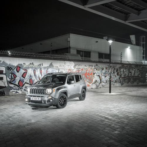 Jeep Renegade Brooklyn Edition