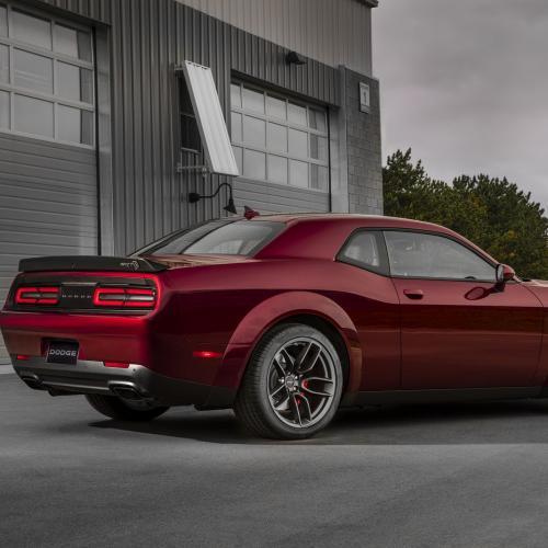 Dodge Challenger Hellcat Widebody
