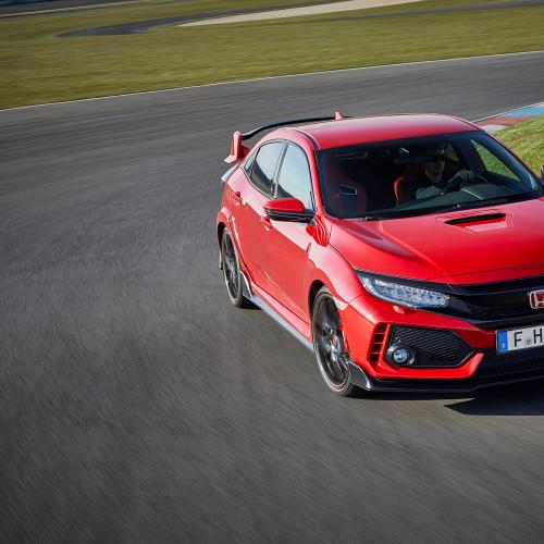 Honda Civic Type R (essai - 2017)