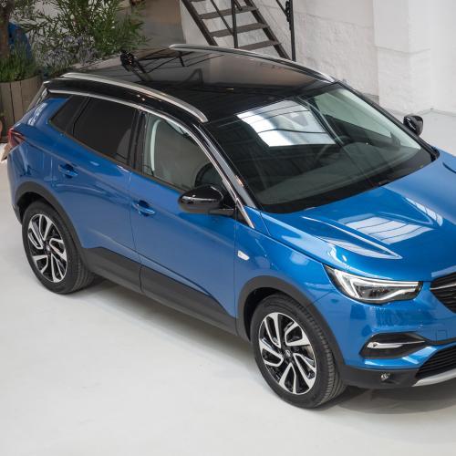 Opel Grandland X (reveal - 2017)