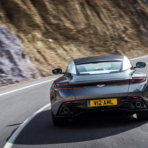 Aston Martin DB11 (essai - 2017)