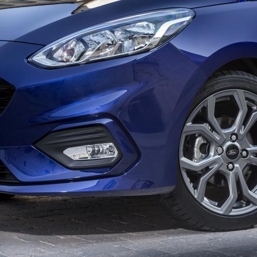 Ford Fiesta (essai - 2017)