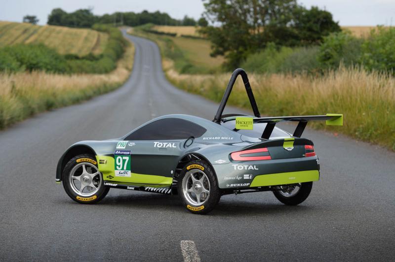 Aston Martin Soapbox
