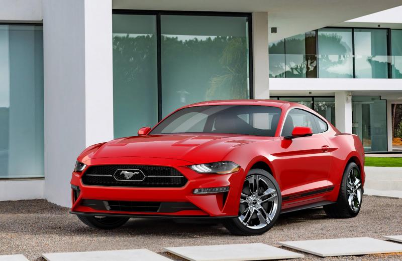 Ford Mustang 2018 Pony Pack