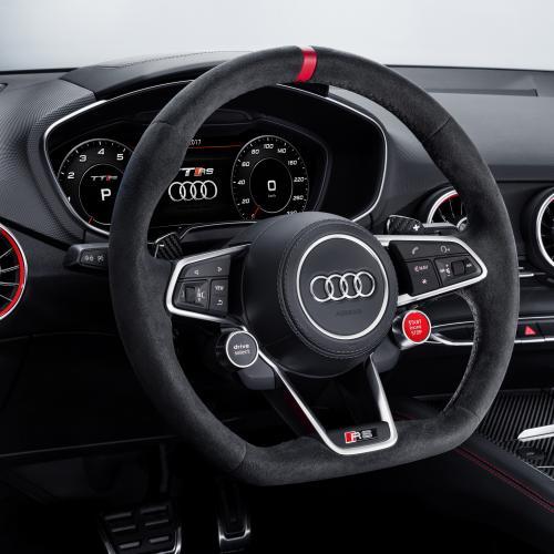 Audi R8 et TT RS Audi Performance