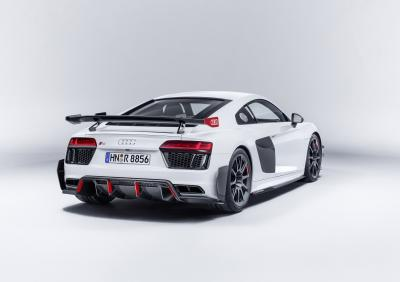 Audi R8 et TT RS Audi Performance